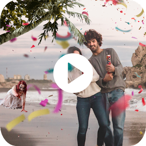 Animated Video Effects On Pic - AR Video Maker