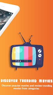 TeaTV – Free Movies & TV 8.0r Cracked Apk (Ad-Free) Latest Version Download 3