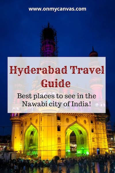 A travel guide to the best places to visit in Hyderabad, Andhra Pradesh India.  Hyderabad Charminar | famous places in Hyderabad | Hyderabad Sightseeing | Monuments in India | Historical places in India | Places to see in Hyderabad | Hyderabad Travel | Cities of India | Places to visit in Hyderabad in 2 Days | Hyderabad Trip | Best places in India | Places to visit in Hyderabad in 3 Days | Backpacking India | Must Visit Places in India #India #discoverindia #Indiatravel #asia #historical
