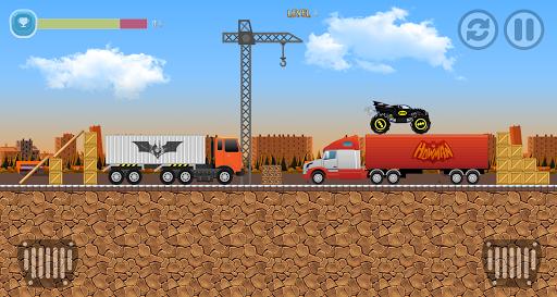 Monster Truck unleashed challenge racing  screenshots 5