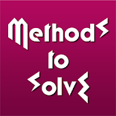 UVA Methods To Solve