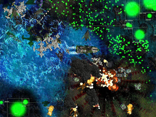 Land Air Sea Warfare RTS 1.0.21 screenshots 11