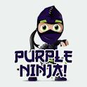 Master Sang's Purple Ninja icon