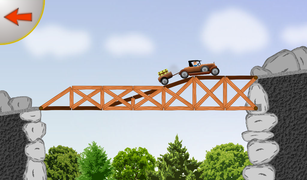 Wood Bridges Free- screenshot