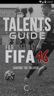Talents - for FIFA 16- screenshot thumbnail