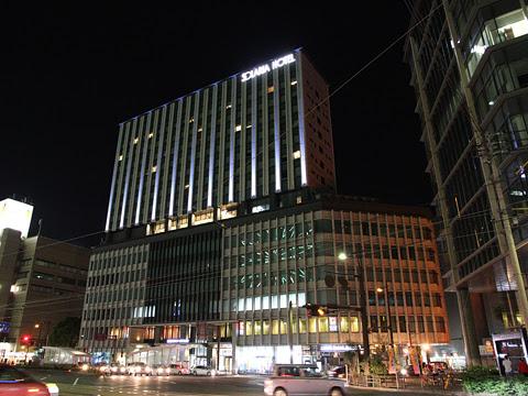 鹿児島中央駅前 南国交通バスターミナル