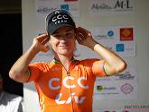 Vos houdt enige belaagster Koppenburg af in zesde rit Tour de l'Ardèche