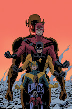 Photo: AGE OF ULTRON #10A.I. 2013. Ink(ed by Joe Rivera) on bristol board with digital color, 11 × 17″.