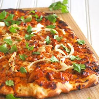 Chicken BBQ Pizza Recipe