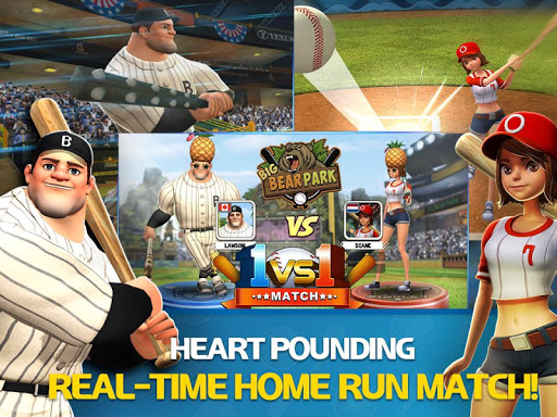 Homerun Clash 1.9.1 screenshots 1
