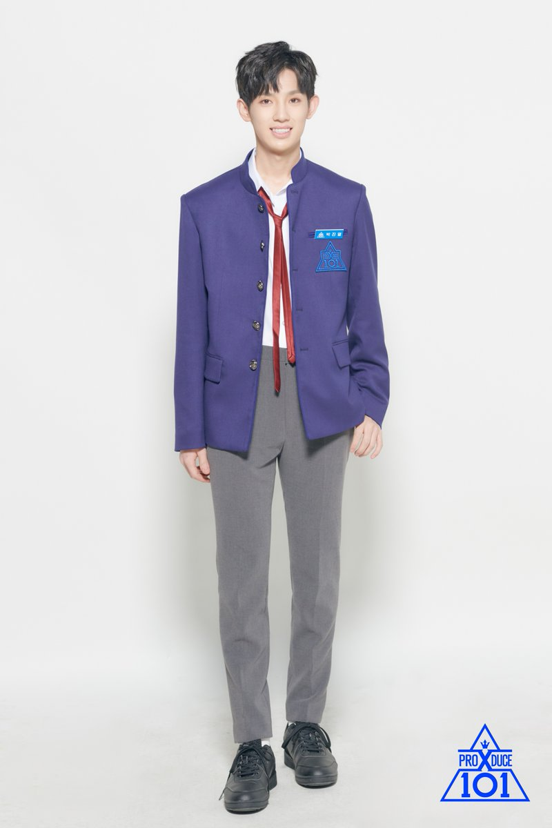 Park_Jinyeol_Produce_X_101_Profile