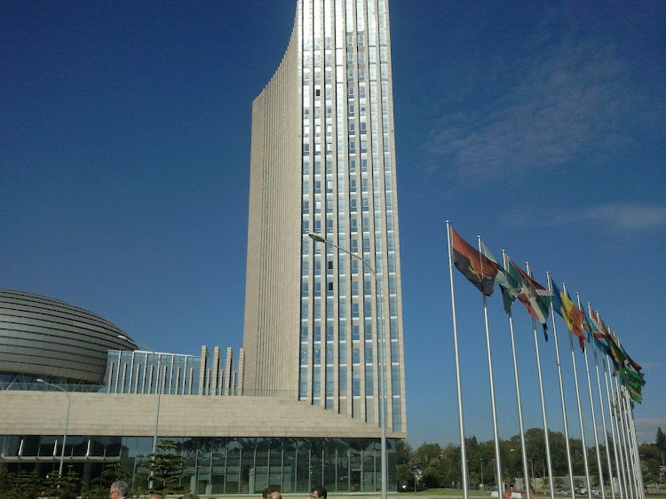 African Union Headquarters. File photo