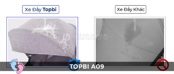 Xe đẩy trẻ em TOPBI A09 20