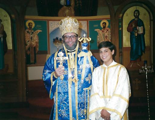 A Tribute to Bishop Basil of Wichita