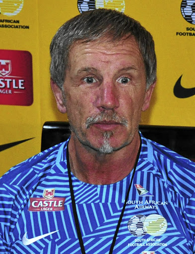 Stuart Baxter. Picture: GALLO IMAGES