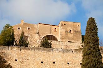 Photo: Castell de Canyelles