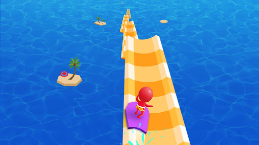 Water Race 3D: Aqua Music Game  screenshots 7