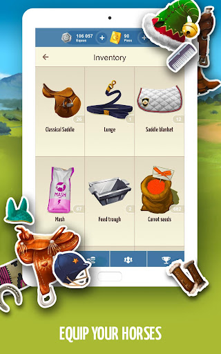 Howrse - free horse breeding farm game 4.0.5 screenshots 19