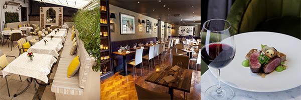 suesey street restaurant in dublin