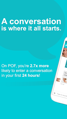 POF Free Dating App - screenshot