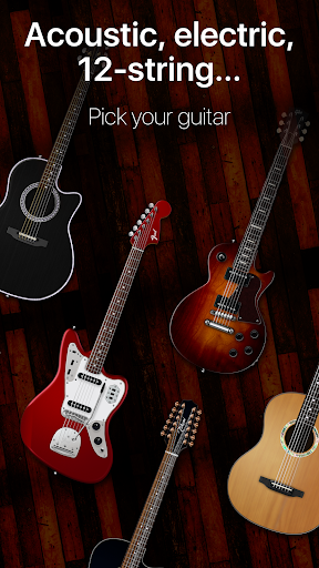 Guitar - play music games, pro tabs and chords! 1.12.00 Mod screenshots 4