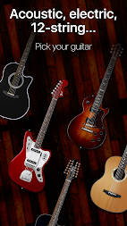 Guitar - play music games, pro tabs and chords! APK screenshot thumbnail 4