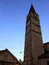 Photo: Entrati in val Maira ed arrivati a Stroppo, voltiamo a DX salendo verso il colle della Cavallina, facendo poi una piccola sosta nella borgata di Paschero.