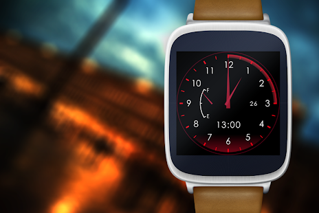 Speedometer Watch Face- screenshot thumbnail