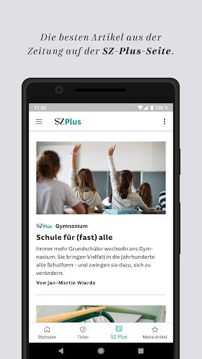 SZ.de - Nachrichten - Süddeutsche Zeitung 12.0.0 screenshots 5