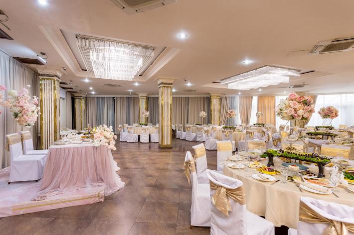 Фото №16 зала Salle de Banquet Champagne