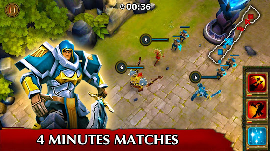 Game Legendary Heroes MOBA APK for Windows Phone