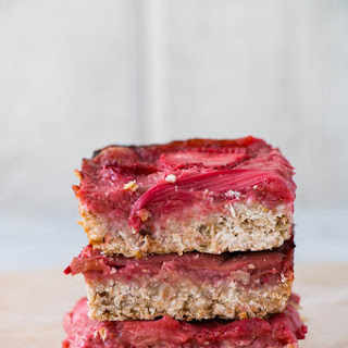 Healthy Sugar Free Rhubarb Recipes.