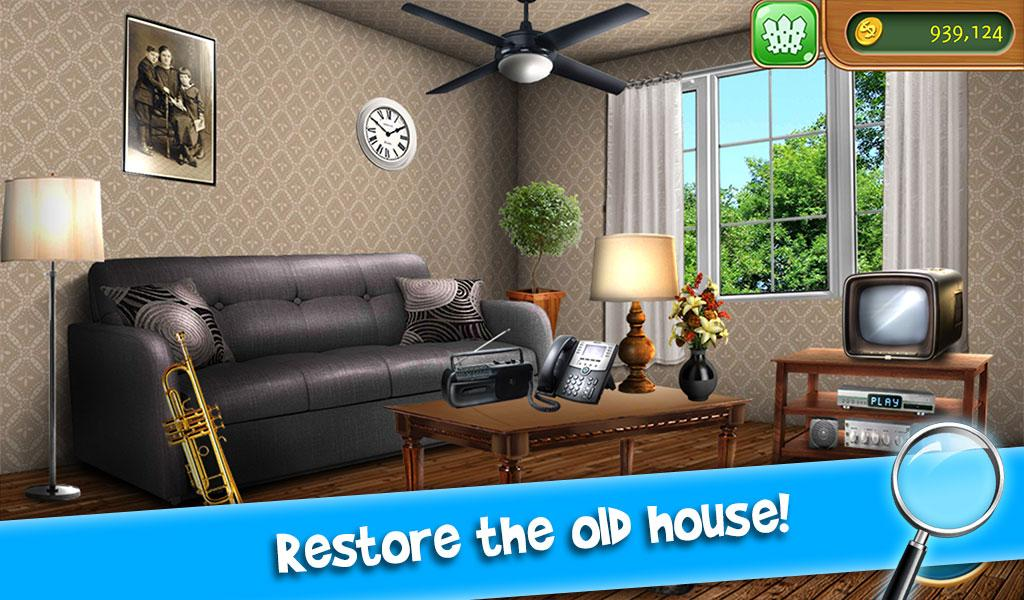 Hidden Object - Home Makeover- screenshot
