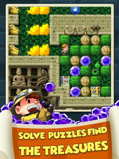 Diamond Quest: Don't Rush! screenshots 17