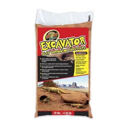 Excavator Clay 4,5kg Grävsubstrat