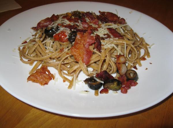 Garbage Pasta Recipe