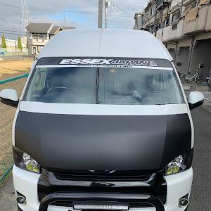 ハイエース スーパーロング  4型後期スーパーロング特装4WDののカスタム事例画像  tetsuyaさんの2018年11月15日13:51の投稿