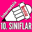 10. Sınıf Tüm Dersler İnternetsiz icon