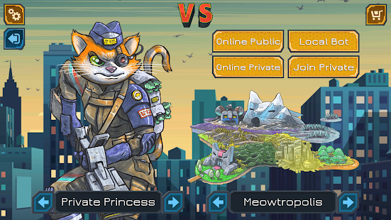 Meow Wars: Card Battle 3