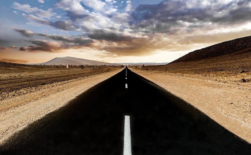 Endless road di Dan57