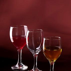 wine glasses by Genesis Carabeo - Food & Drink Alcohol & Drinks ( wine, lightpainting, glass )