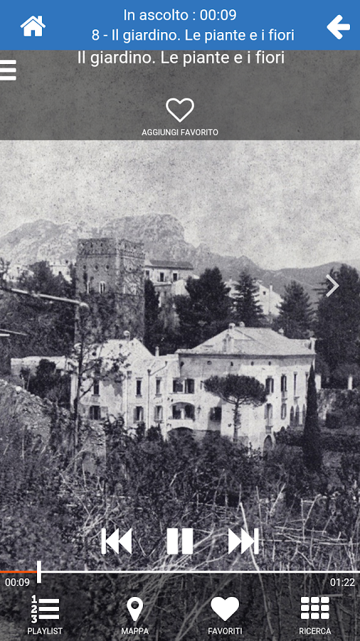 Villa Rufolo- screenshot