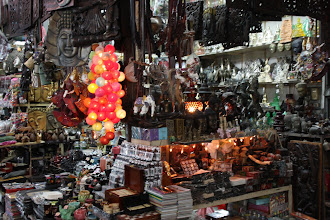 Photo: Year 2 Day 35 - One of the Stalls in the Russian Market in Phnom Penh