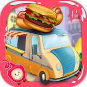Food Truck-Quick Restaurant Fast Food Cooking Game
