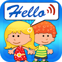 Speak English - Kids Games icon