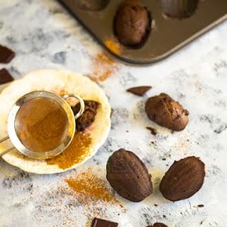 Chocolate Madeleines –Kids snacks #1.