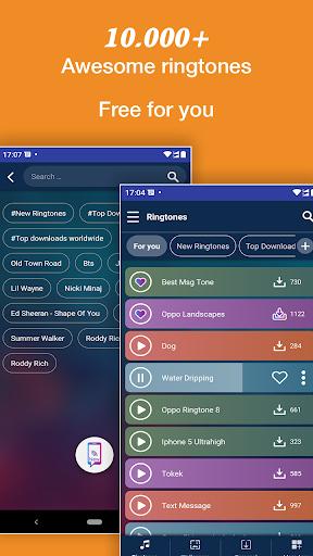 Free Ringtones For Android Phone screenshot 1