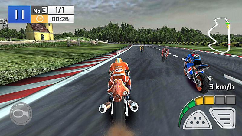 Real Bike Racing- screenshot