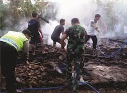 Kebakaran di Ngawi Kebakaran di Ngawi