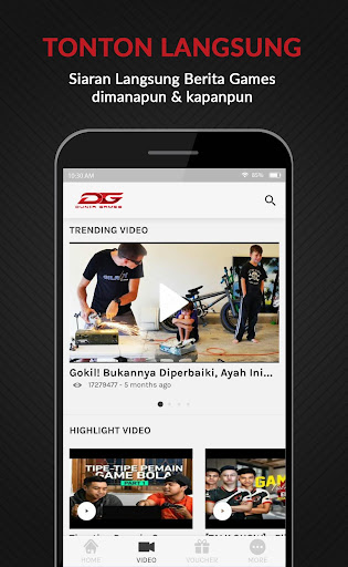 DuniaGames Dunia Games Mobile App v1.5.7 screenshots 2